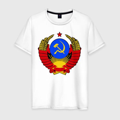 Мужская футболка хлопок СССР (5)