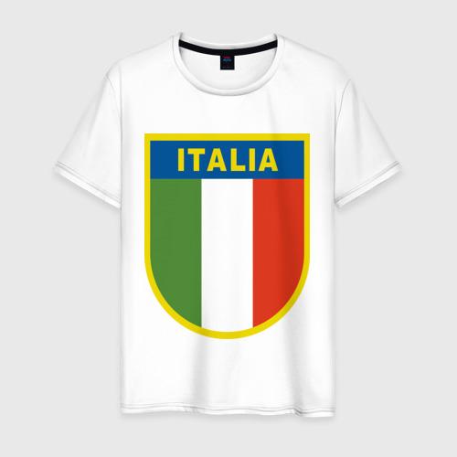 Мужская футболка хлопок Италия