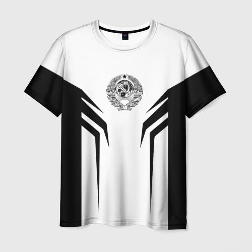 Мужская футболка 3D СССР,
