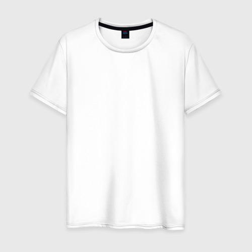 Мужская футболка хлопок Ответы геодезиста (чёрн)